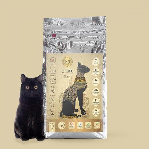 Pienso para gatos Super Premium sin cereal, hipoalergénico y gastrointestinal, bajo en grasas