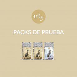 Packs Prueba